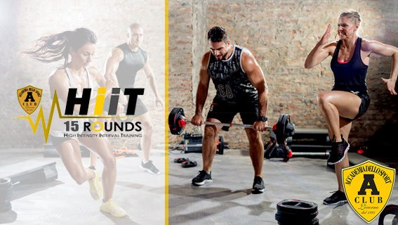 HIIT 15 Rounds